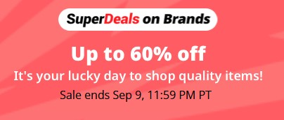Up to 60% Off on AliExpress Coupon